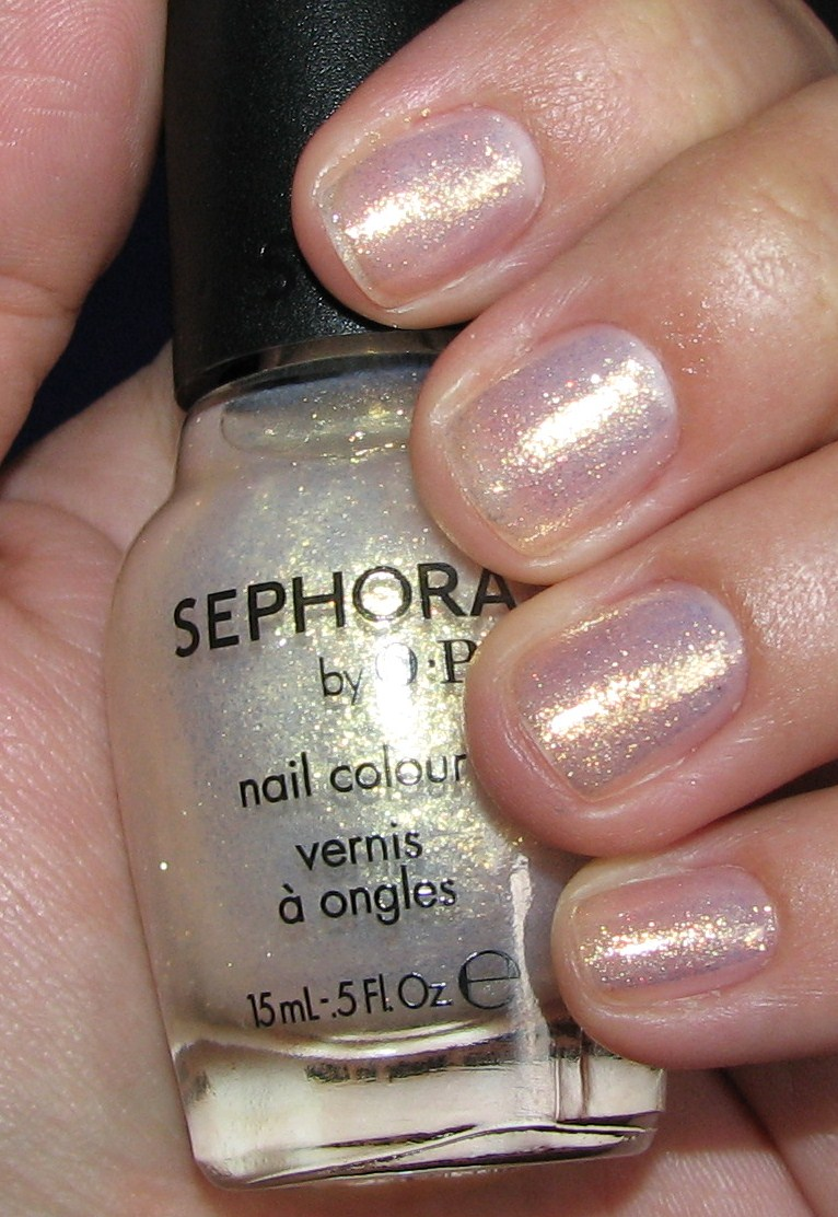 Sephora by OPI WILD ABOUT SHIMMER Nail Polish Swatches & Review ...