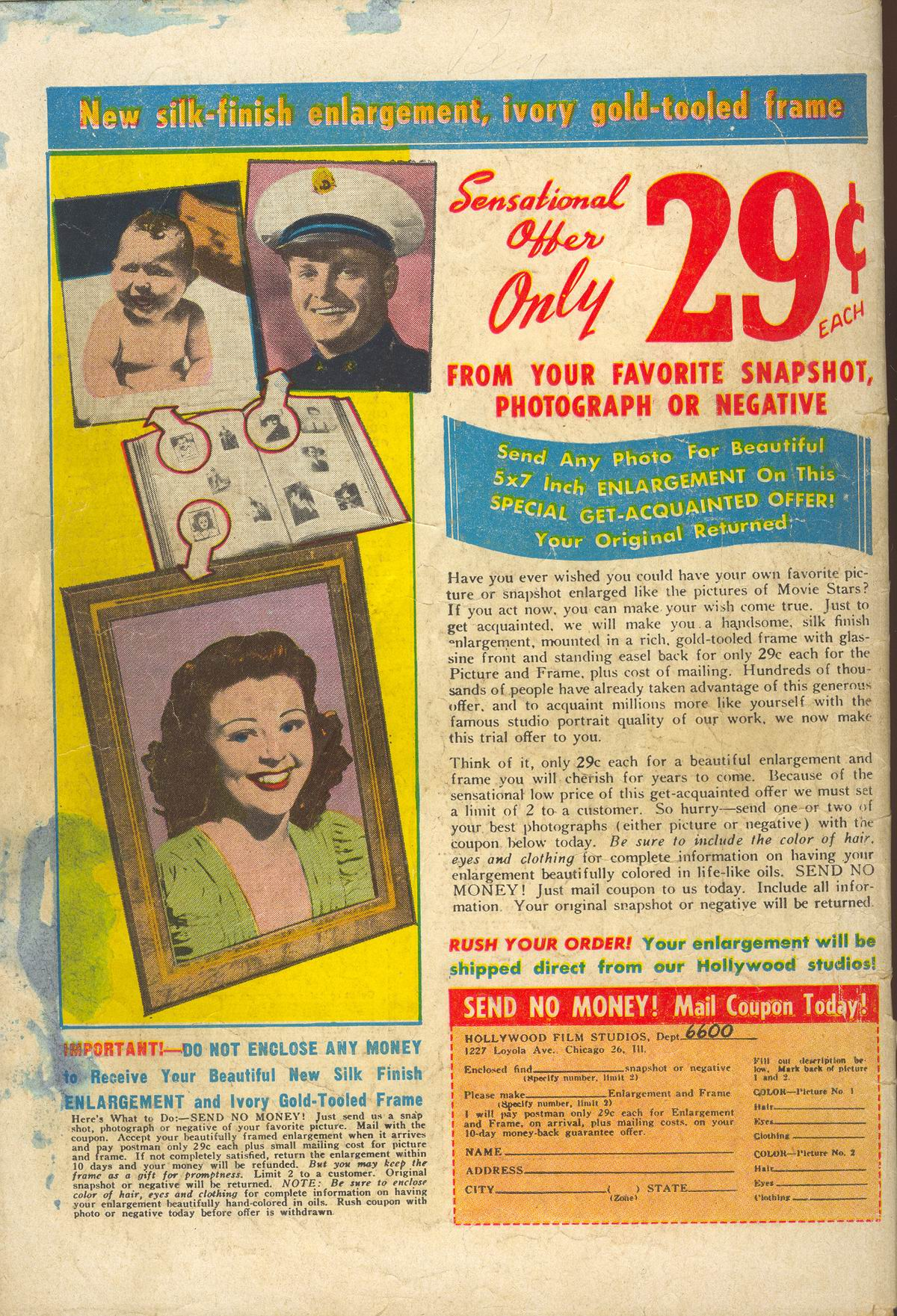 Strange Adventures (1950) issue 1 - Page 52