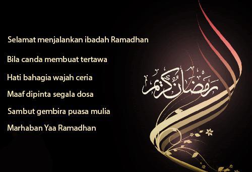 Kata Kata Mutiara Puasa Ucapan Menyambut Bulan Suci Ramadhan 2018 Lucu Untuk Teman Buat Pacar