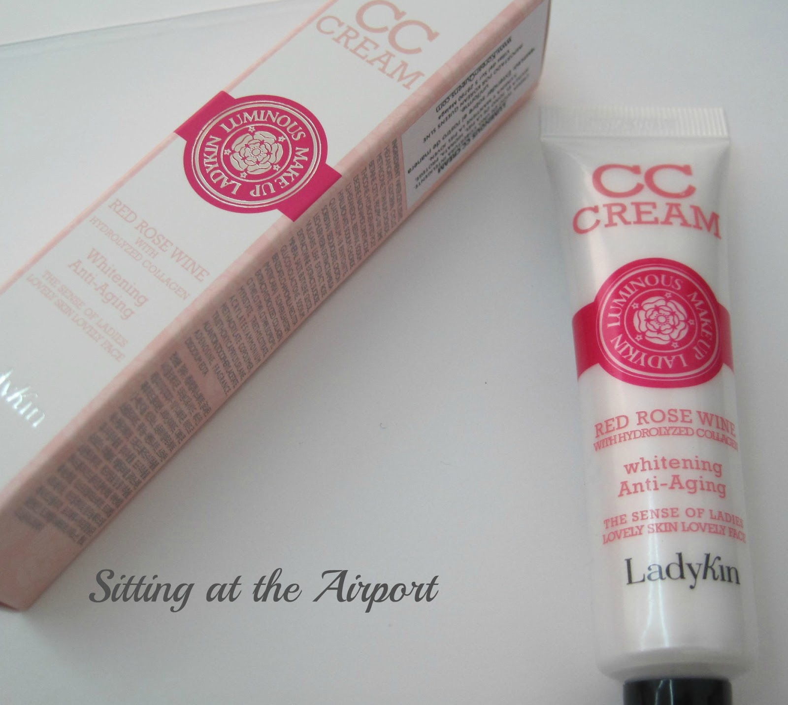 CC CREAM LUMINOUS  Ladykim