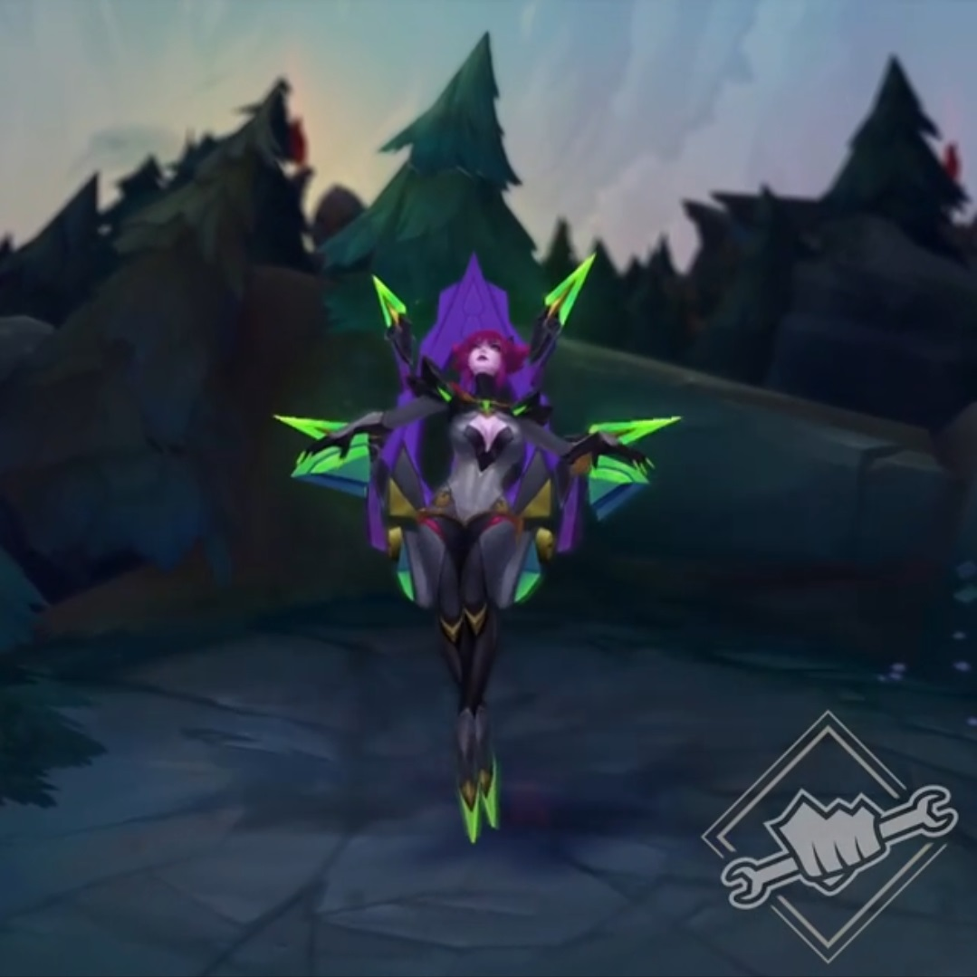 Surrender At 20 Pbe Preview Super Galaxy Nidalee Annie