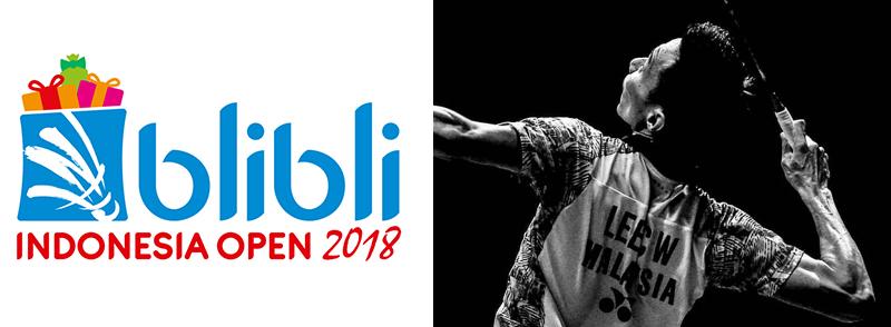 Badminton Terbuka Indonesia 2018