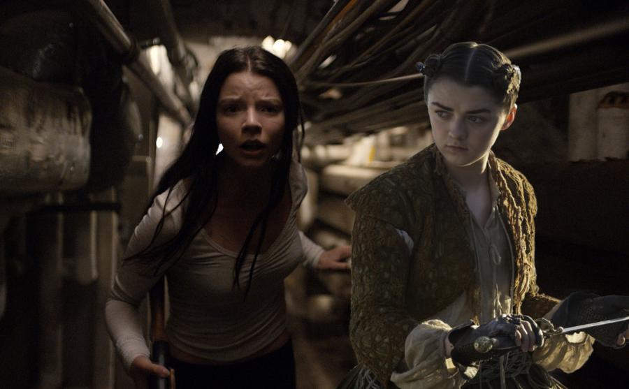 """Anya Taylor-Joy e Maisie Williams são oficialmente confirmadas no elenco de """"Novos Mutantes"""""""
