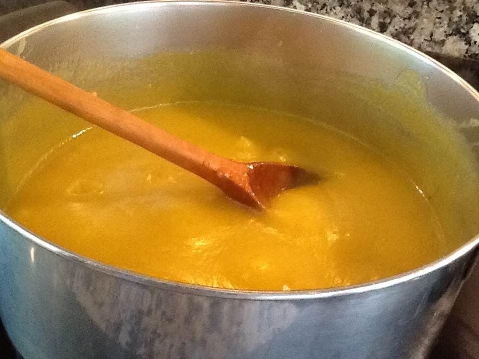 Cocinando con rosita mermelada de mango for Cocinar con mango