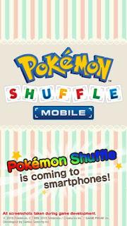 Pokemon Shuffle Mobile Mod Apk