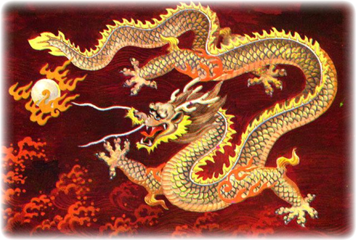 China Dragon: From These Hands...: Year Of The Dragon 2012