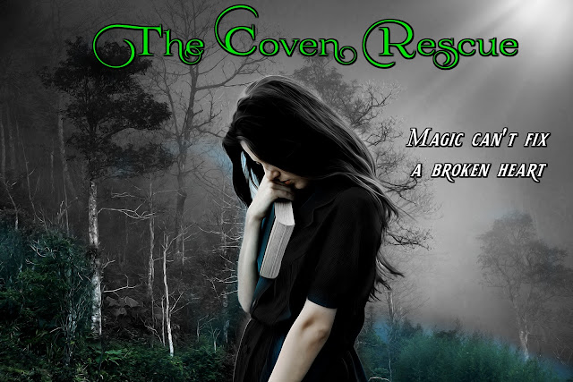 THE COVEN RESCUE release banner