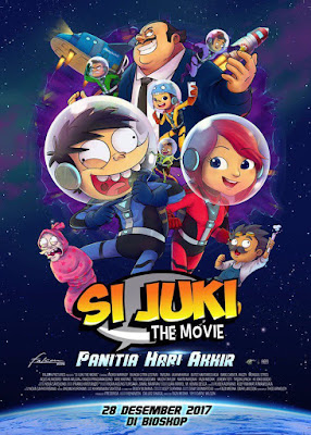 Download Si Juki The Movie (2017) SDTV 500MB Full Movie