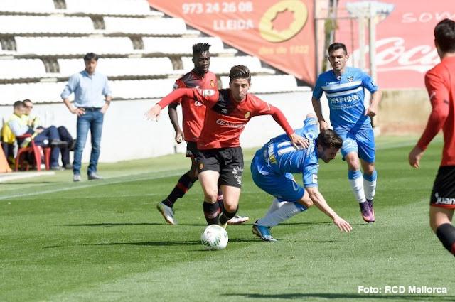 Fútbol | El lateral Jaume Pol llega al Barakaldo cedido una temporada por el Mallorca