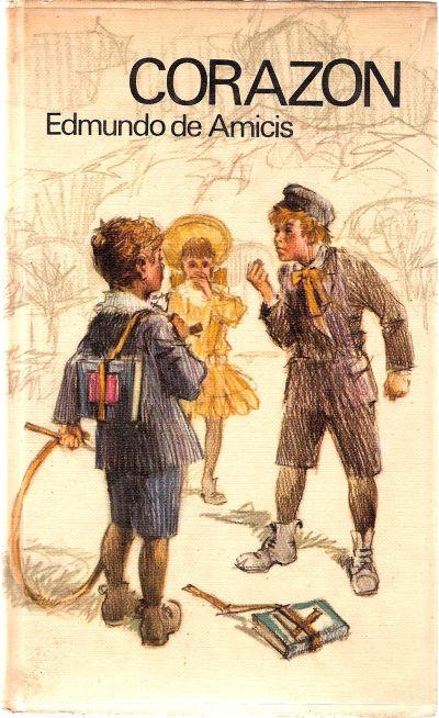 Leo y reseño: Corazón, diario de un niño, de Edmundo de Amicis