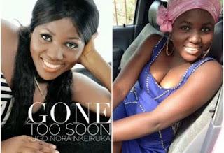 Entertainment: Nollywood actress, Nkiruka is dead