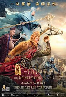 Download Film The Monkey King the Legend Begins (2016) WEBRip 720p Subtitle Indonesia