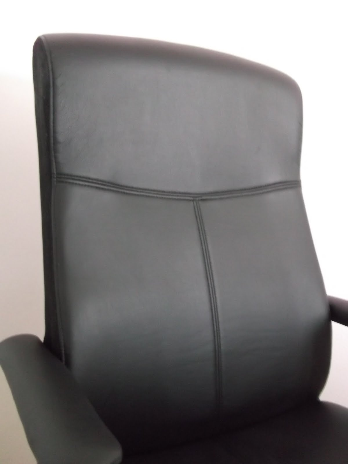 Swivel Chair Ikea Uk Roman Back Extension Consumer Review Office Malkolm