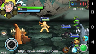Download Naruto Senki PDS4 Mod by Khoirul Amin Apk