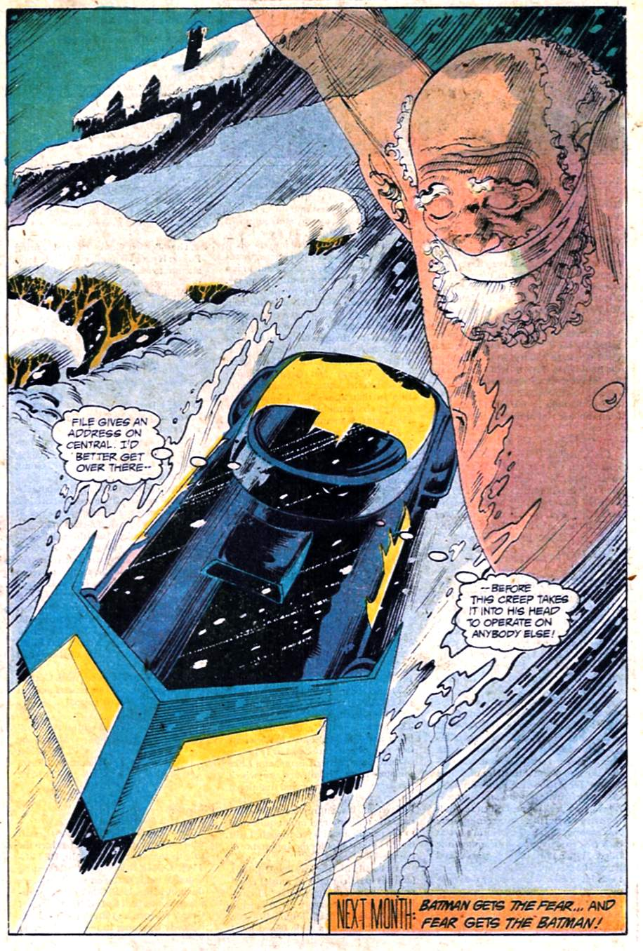 Detective Comics (1937) 592 Page 22