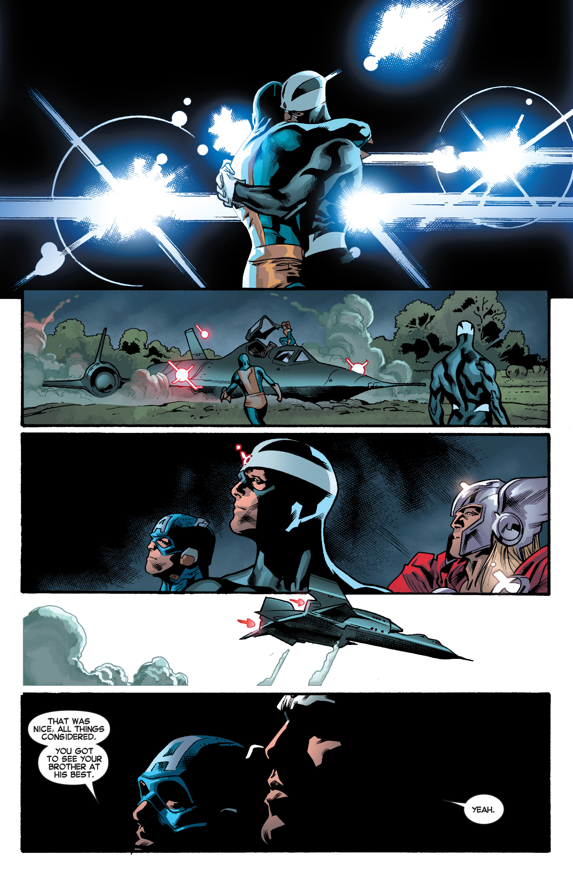 Read online All-New X-Men (2013) comic -  Issue # _Special - Out Of Their Depth - 44
