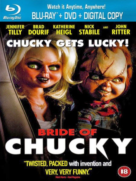 Bride of Chucky 1998 Hindi Dubbed Dual BRRip 300mb