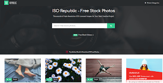Free stock photos - ISO Republic