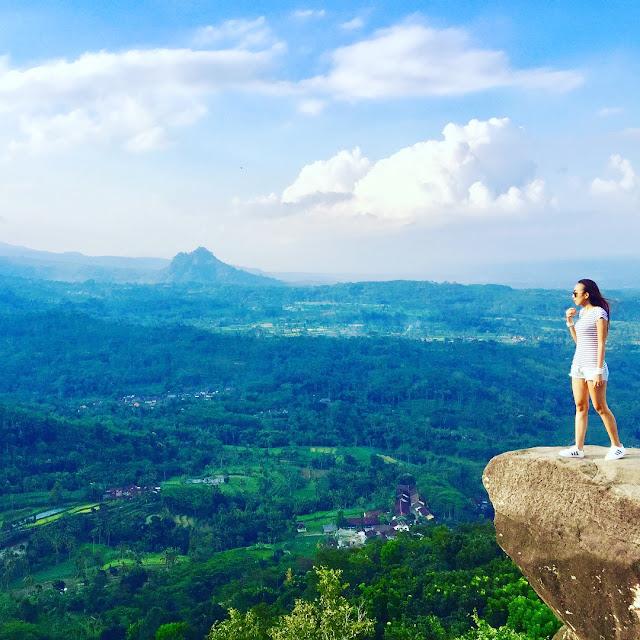 Wisata Bukit ini terletak di desa Suko Jember