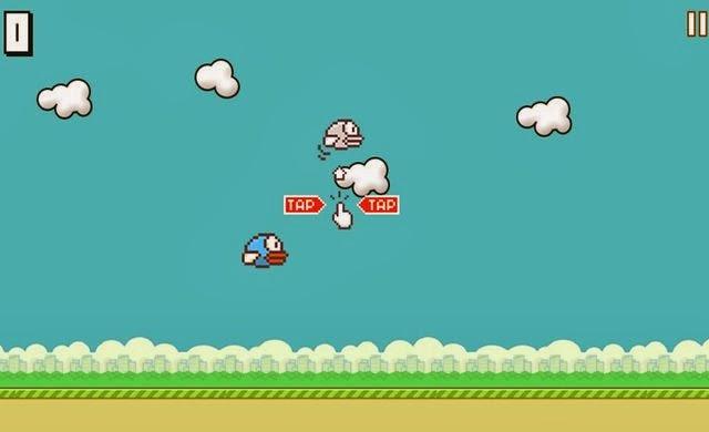تحميل لعبة Flappy Bird بجودة HD g للوندوز 8 و 8.1