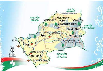 Turismo en Montecristi Ecuador