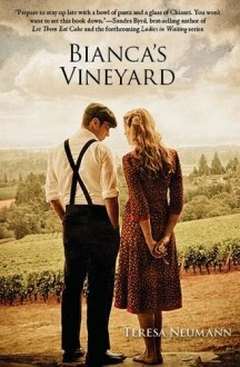 Bianca's Vineyard, review, book cover