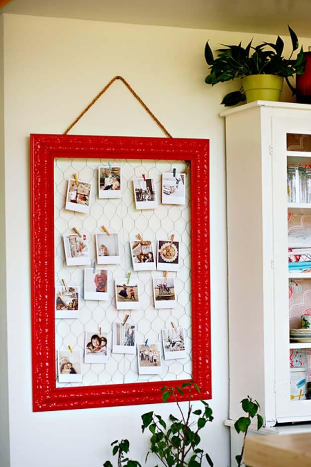 DIY Frame foto