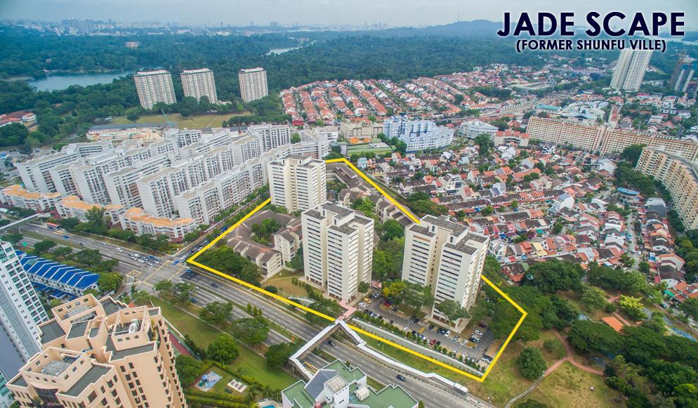 Jade Scape - Site