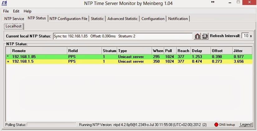 The M5LMY Blog: Raspberry Pi NTP Server