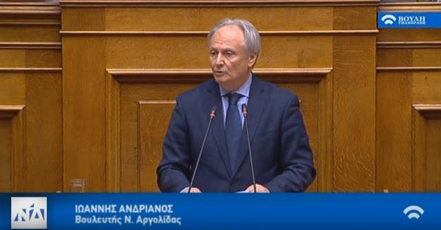 Γ. Ανδριανός: Να μην επαναληφθούν τα προβλήματα καθαριότητας και φύλαξης σε μουσεία και αρχαιολογικούς χώρους