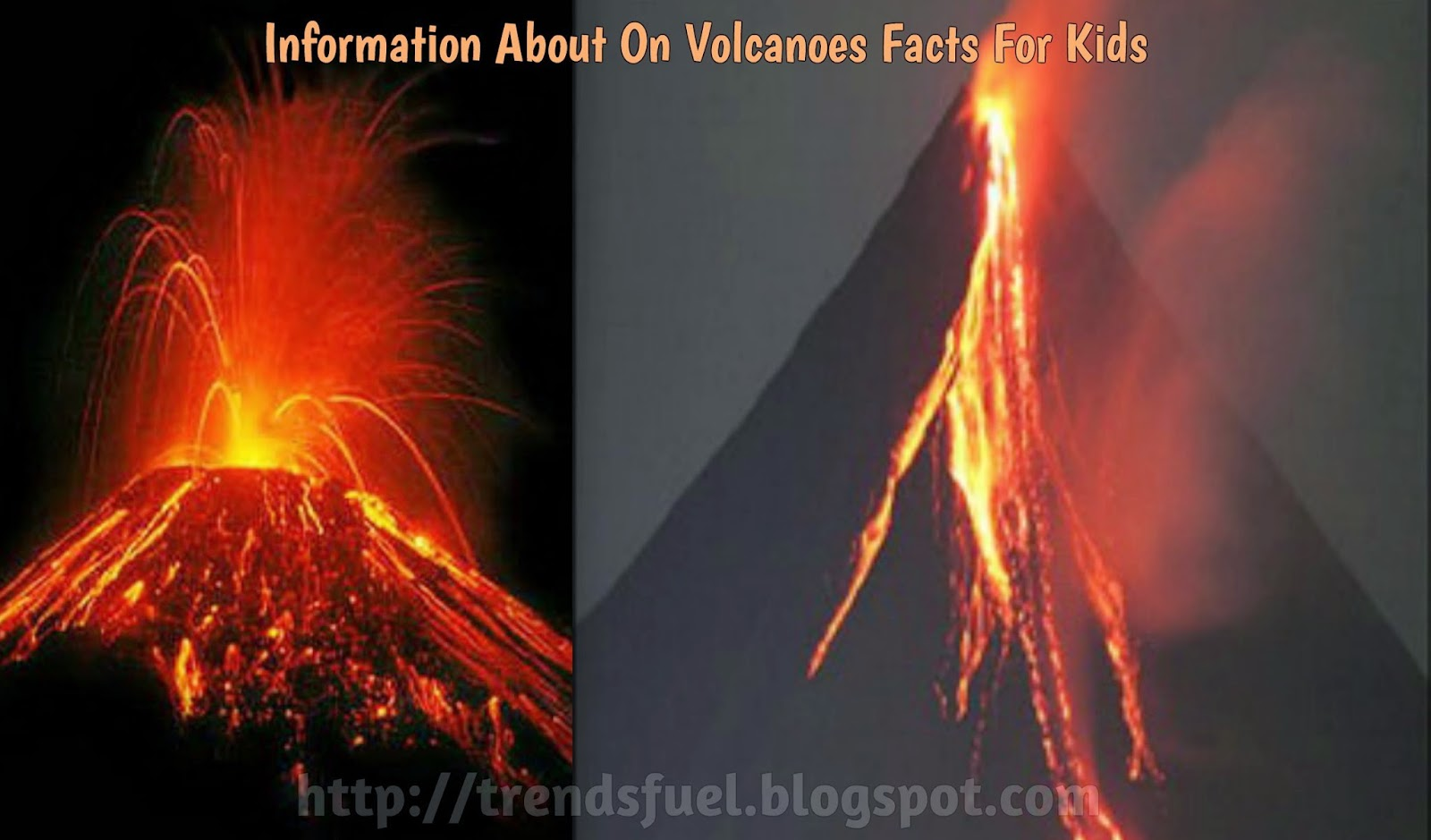 Find out facts for kids about volcanoes Get information about volcanoes and discover interesting facts with DK Find Out to help kids learn