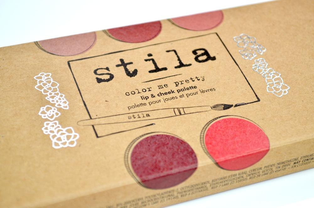 Stila Color Me Pretty Lip & Cheek Palette