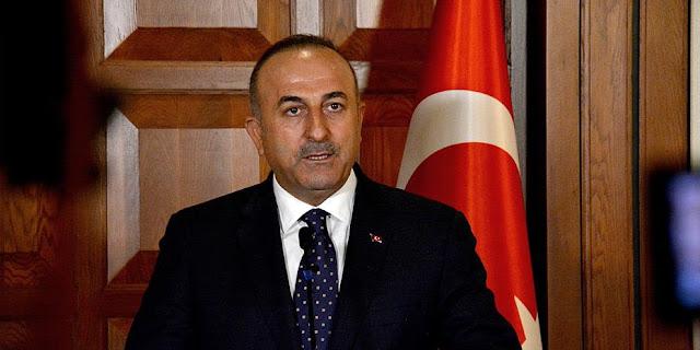 Τσαβούσογλου: Η Τουρκία θα λάβει μέτρα κατά της εξόρυξης πετρελαίου στην Κύπρο