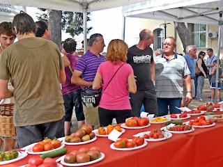 Resultado de imagen de cata de tomates tradicional del alto palancia