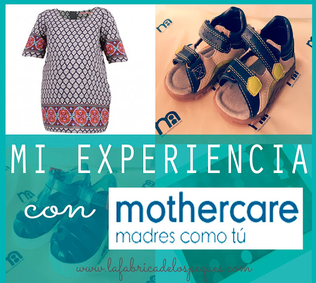 Mi experiencia con Mothercare