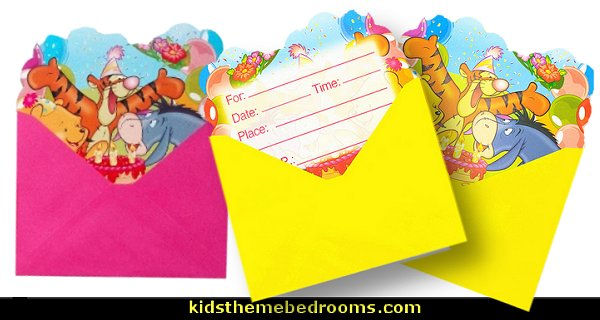 winnie the pooh partry invitations  bee themed party - bumble bee decorations - Bumble Bee Party Supplies - bumble bee themed party - Pooh themed birthday party - spring themed party - bee themed party decorations - bee themed table decorations - winnie the pooh party decorations - Bumblebee Balloon -  bumble bee costumes