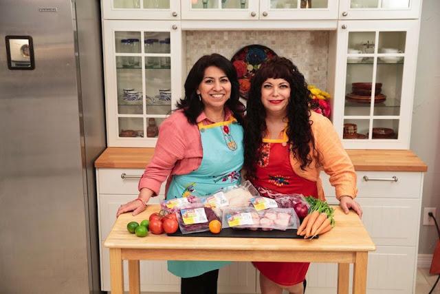 Mely Martinez Mexico in my kitchen