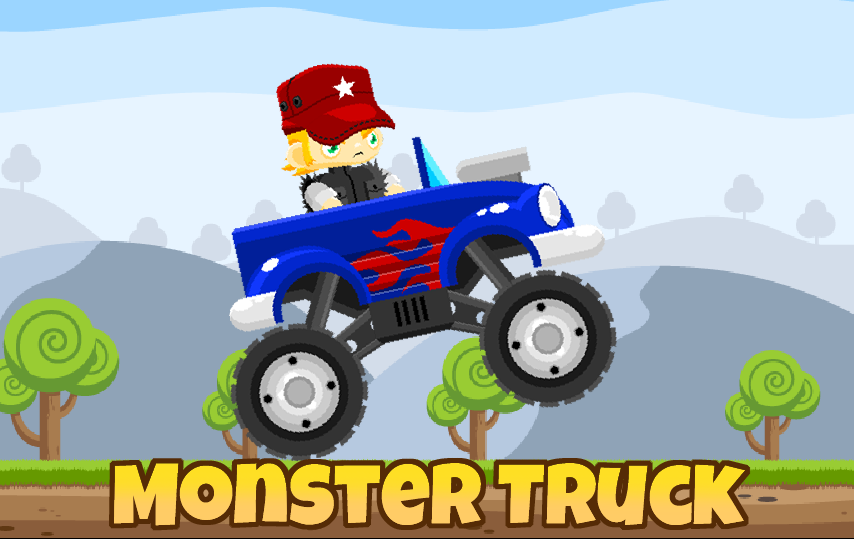 Free Android Game Source Code Monster Truck