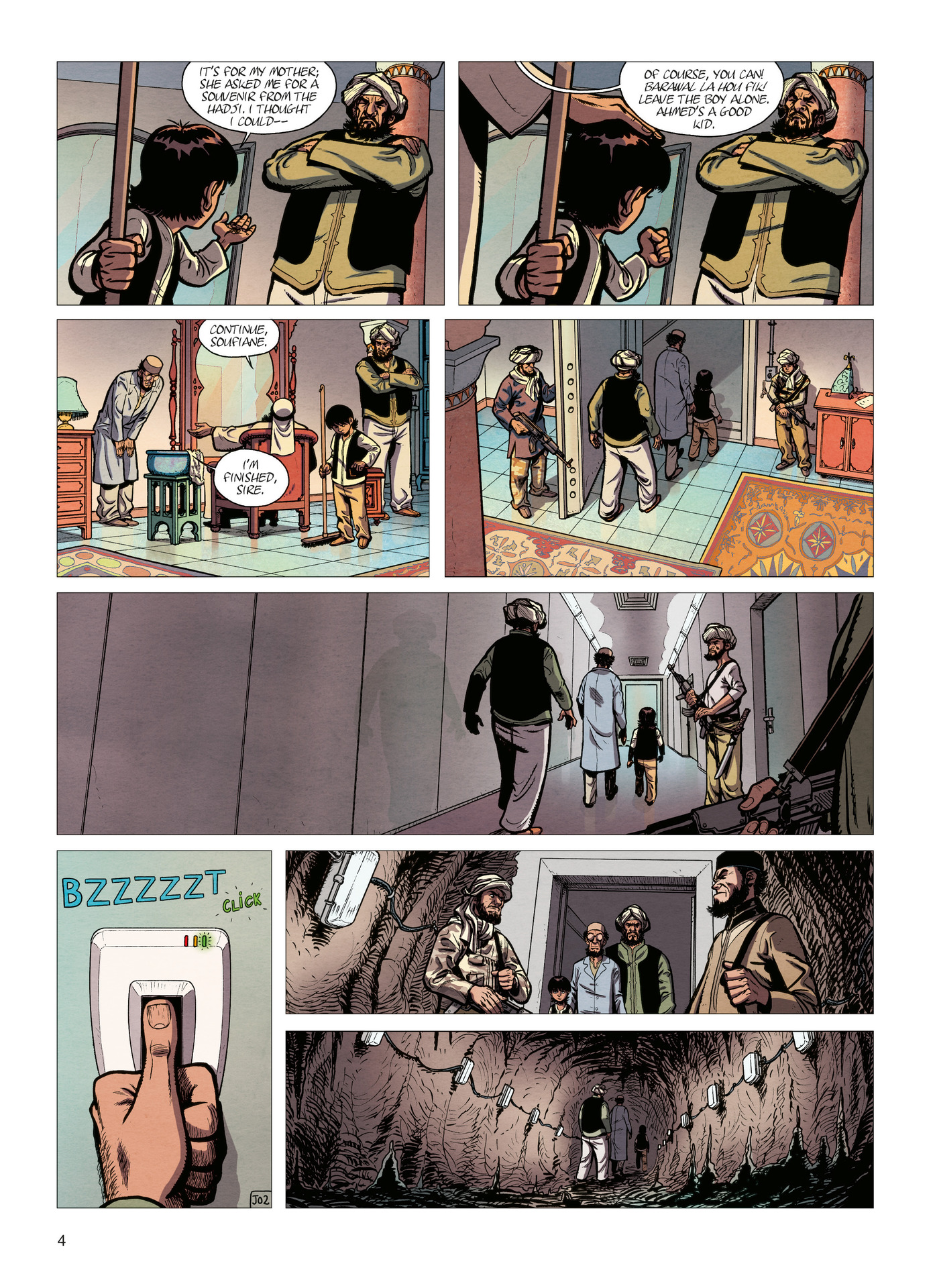 Read online Alter Ego comic -  Issue #4 - 6
