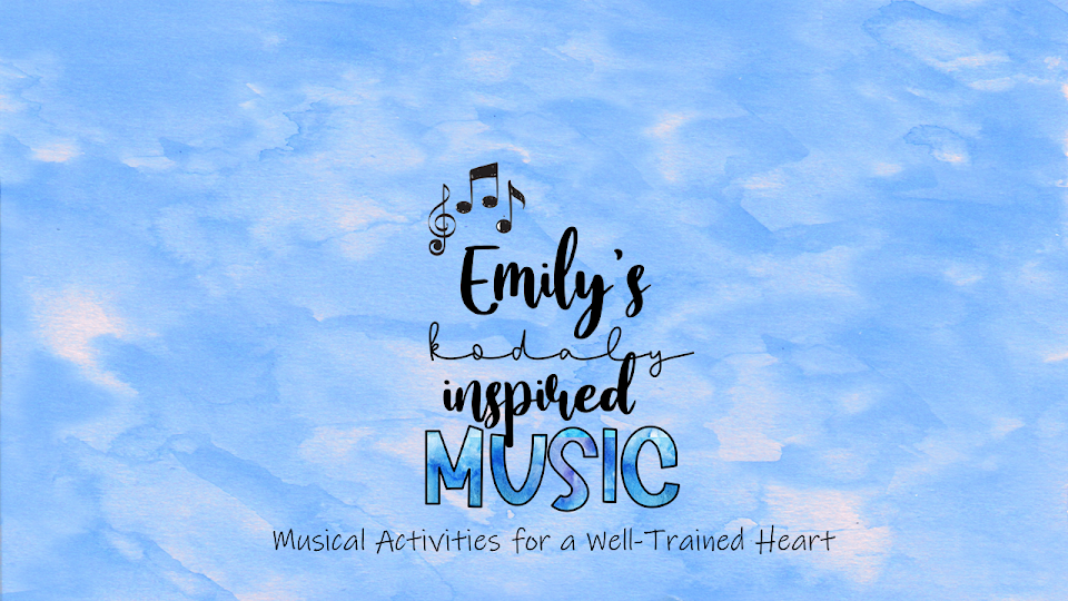 Emily's Kodaly Inspired Music