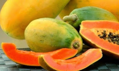 emang buah pepaya mengandung vitamin apa sih  Vitamin Yang Terkandung dalam Buah Pepaya