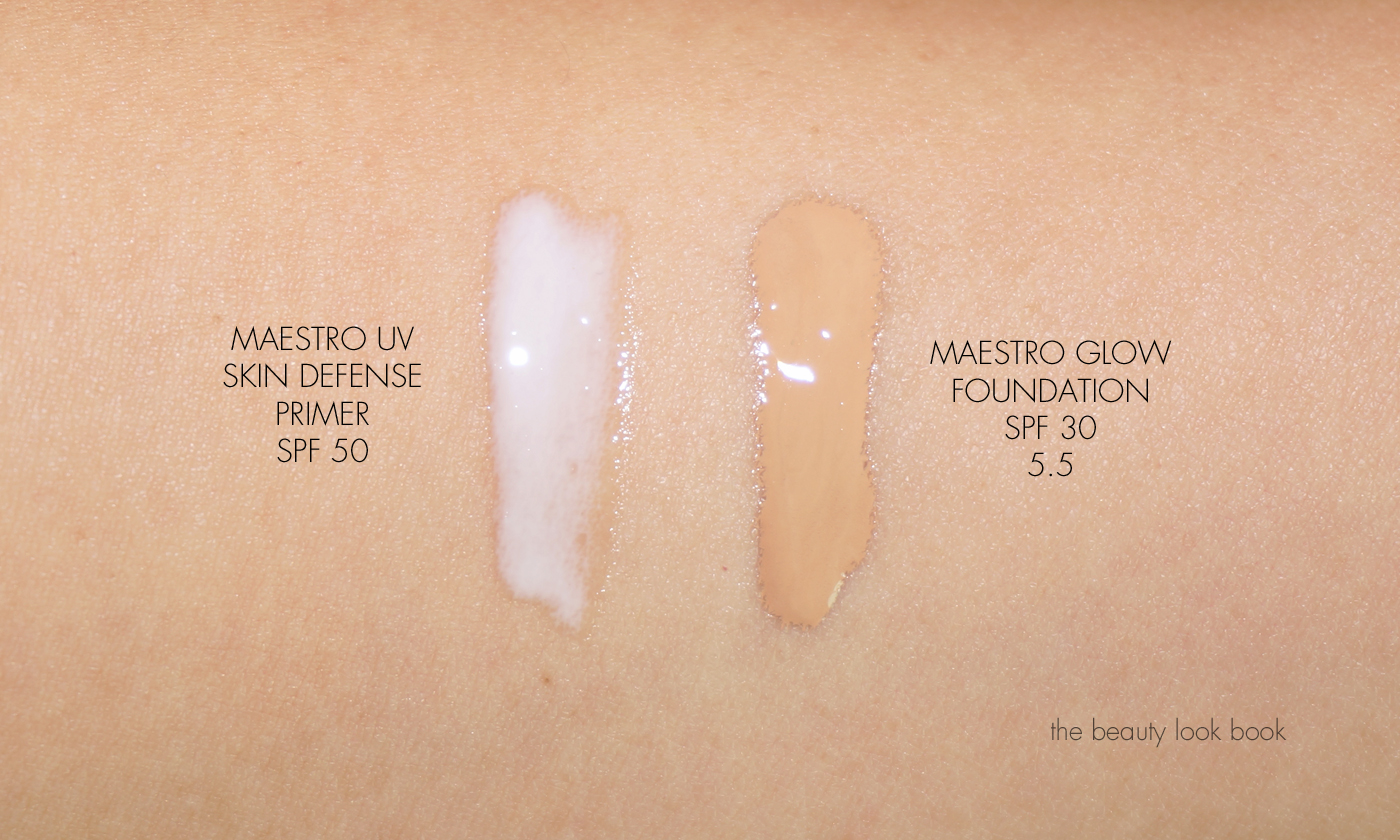 Armani Maestro Glow Nourishing Fusion Foundation And