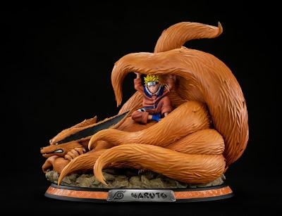 Naruto & Kyubi HQS - Tsume Art @TsumeArt