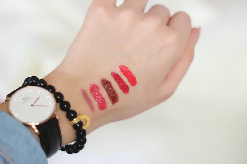 pure_color_envy_lipstick_quiet_riot_naughty_naive_clinique_pop_03_cola_pop_swatches_swatch