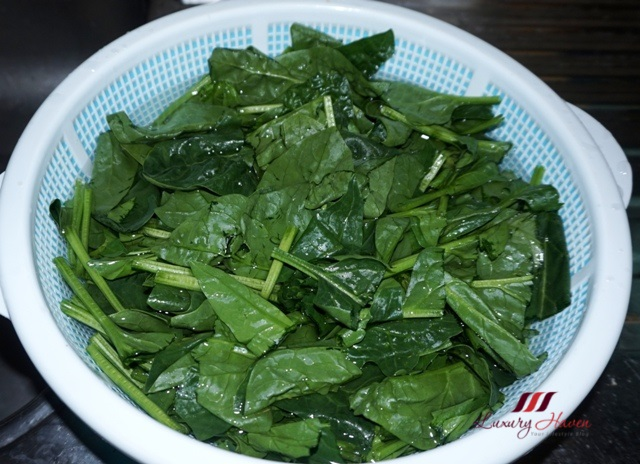 benefits of spinach leafy green vegetables