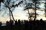 Dua Remaja di Aceh Singkil Hilang Terseret Ombak Saat Mandi di Pantai Cemara Indah
