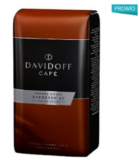Prinde oferta promo si cumpara de aici cafea Davidoff cafea boabe intregi