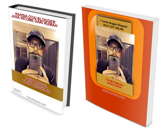 Cara Buat Ecover Ebook atau EMagazine Guna Photoshop