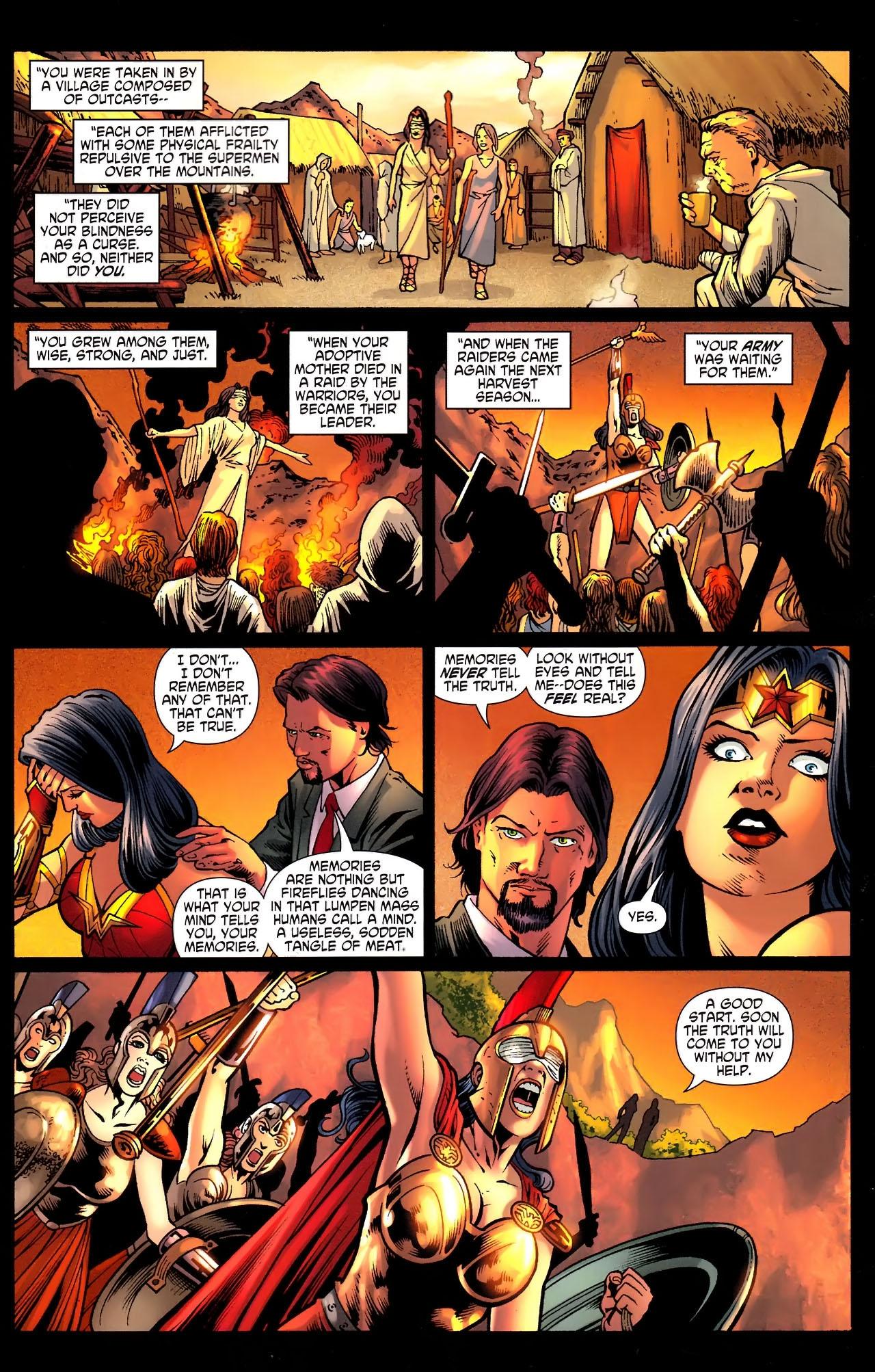 Read online Wonder Woman (2006) comic -  Issue #609 - 6