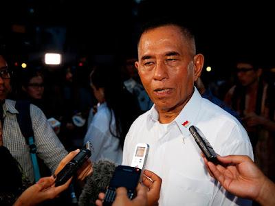 Menhan: Presiden Sudah Tegur Panglima TNI